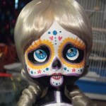 Upcycle day of the dead