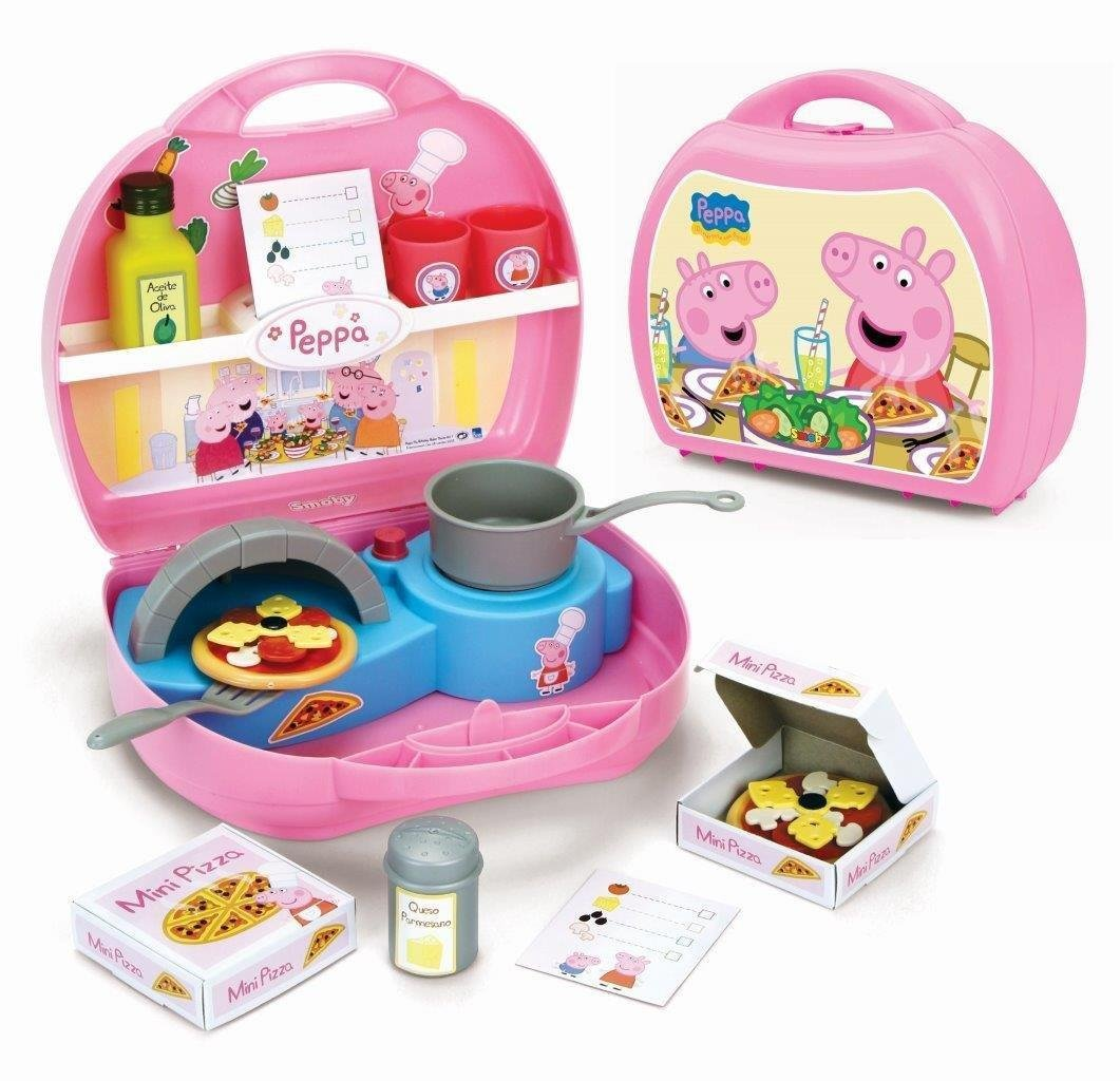 Pizzería de Peppa Pig - Toys On The Go
