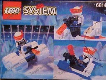 LEGO 6814 Ice Tunnelator Set Parts Inventory and Instructions   LEGO     LEGO 6814 Ice Tunnelator Image 6