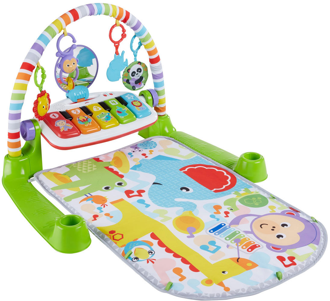 fisher price tapis piano de luxe edition francaise