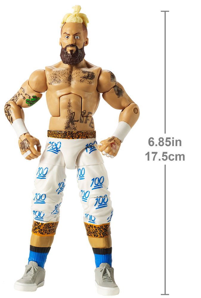 wwe elite collection enzo amore action figure
