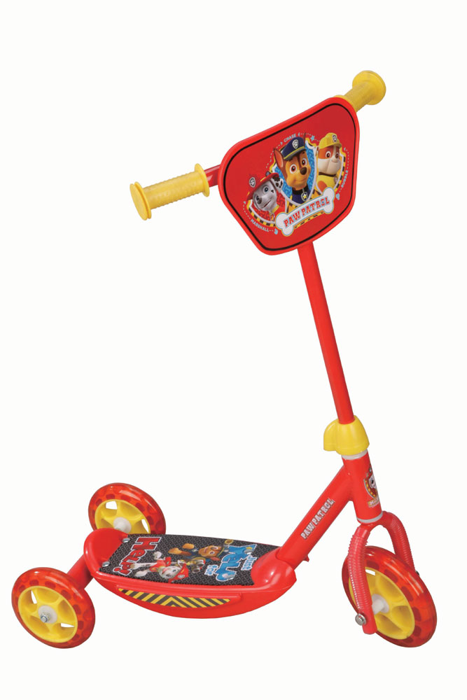 Paw Patrol 3 Wheel Scooter Toys R