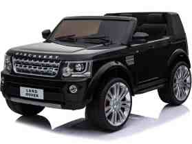 Mini Moto Land Rover Discovery 12v Black (2.4ghz RC)