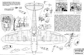 Planta do Aeromodelo SpitFire