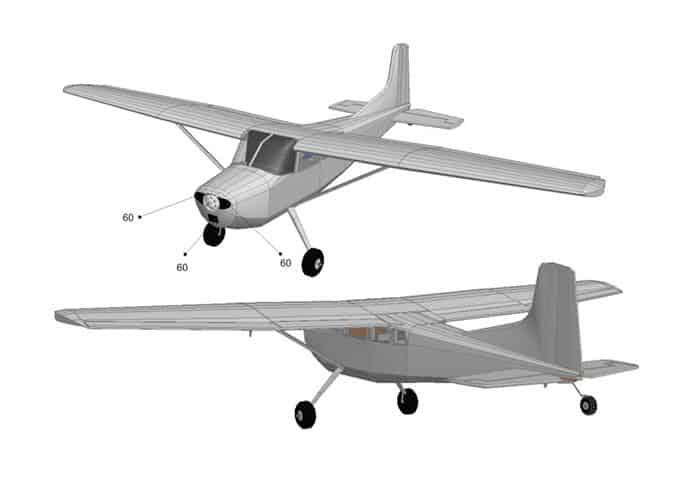 Cessna_185_DFP_assy_20