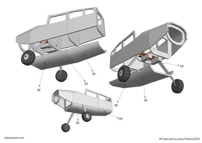 Cessna_185_DFP_assy_8