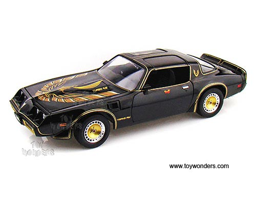 Greenlight Smokey Amp The Bandit II Pontiac Trans Am T Top