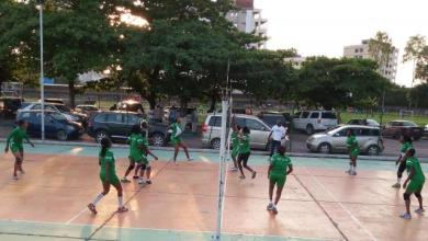 Photo of Volleyball : DCMP convoite Margot Mutshima et Patience Tshama de Vclub