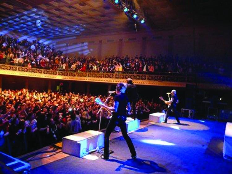 AFI concert