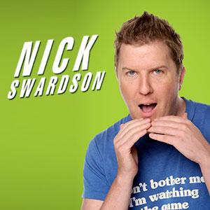 Comedian Nick Swardson
