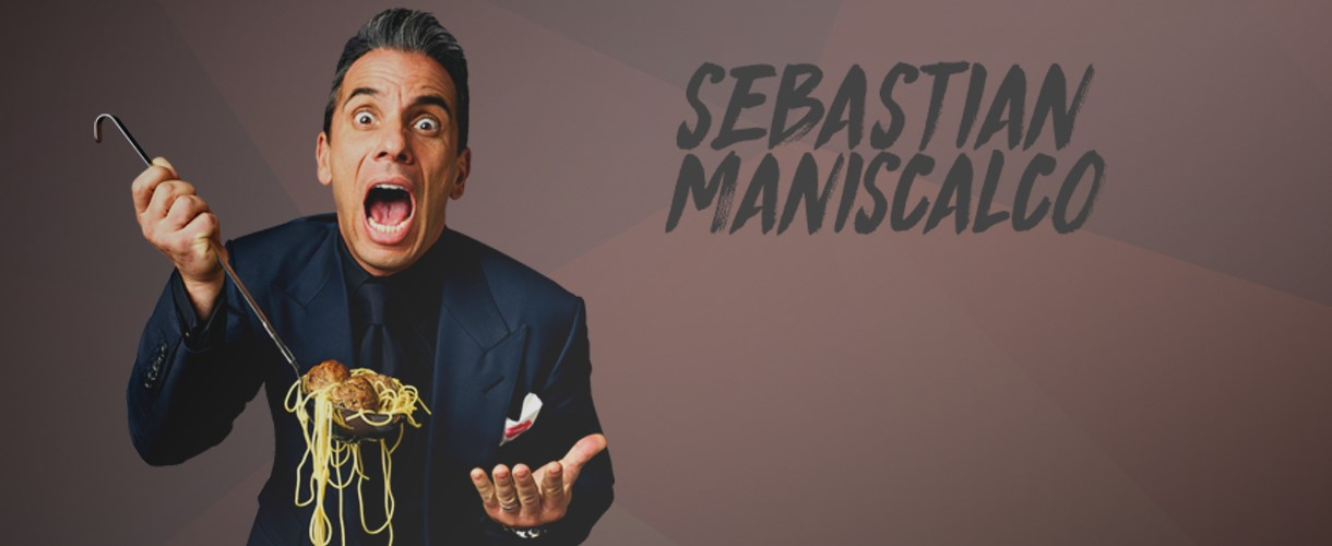 Sebastian Maniscalco Stay Hungry Tour