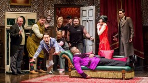 """The Play That Goes Wrong"" National Tour."
