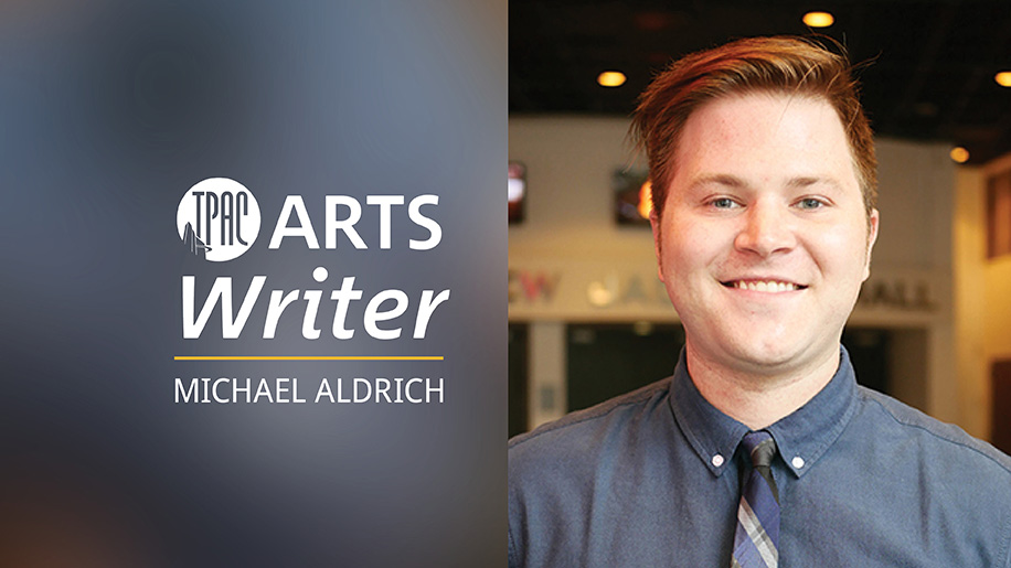 Michael Aldrich joins News Center as Arts Writer