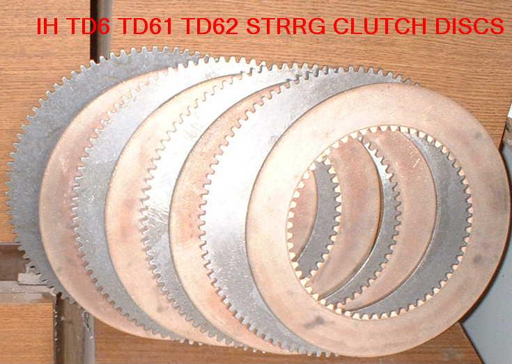 Komatsu D21 Steering Clutch Adjustment