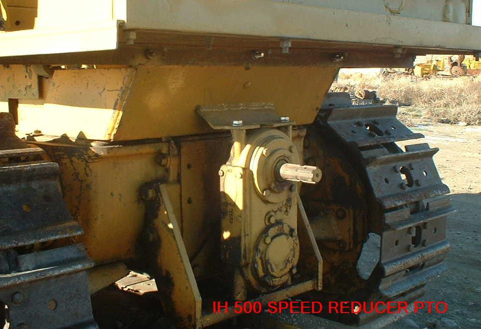 Tractor International Td6 Crawler