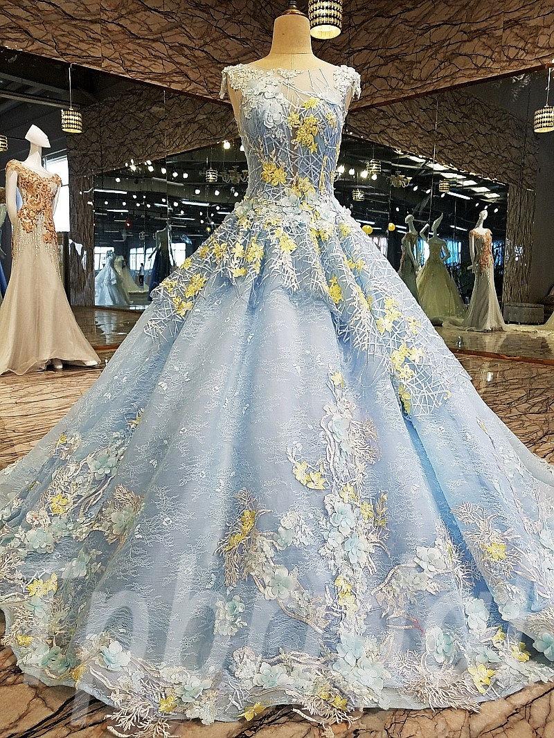 Long Sleeve Wedding Dresses Plus Size Long Train
