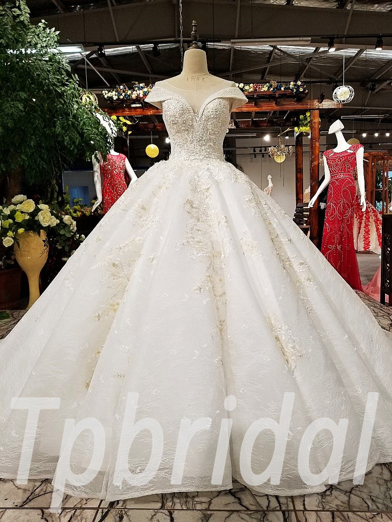 Birthday Dress Sweet 15 Dress Pink Ball Gown Wedding Dress