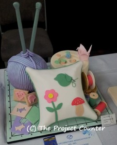 Craft Inspired Cake: Custom Order Ask For a Quote Now