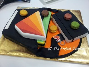 Crumpler Bag Cake: Custom Order Ask For a Quote Now