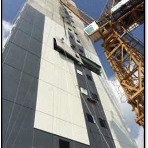 AMEC Elevator Test Shaft
