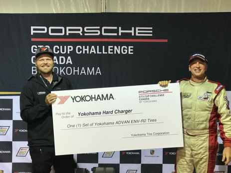 TPC Racing and Downtown Porsche Win at GT3 Cup Challenge Canada Season Finale