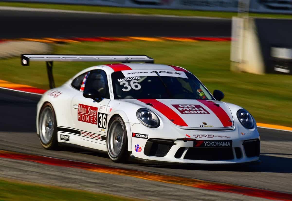 TPC Racing Heads to Road Atlanta for 2019 IMSA Porsche GT3 Cup Challenge USA by Yokohama Season Finale