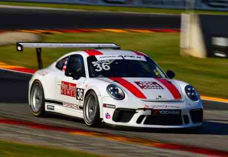 TPC Racing Heads to Road Atlanta for 2019 IMSA Porsche GT3 Cup Challenge USA by Yokohama Season Finale