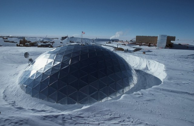 Dome at South Pole