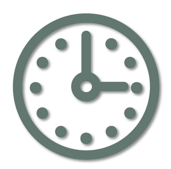 Image of a clock.