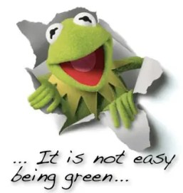Hose-Gate: It's not easy being green - Human Resources