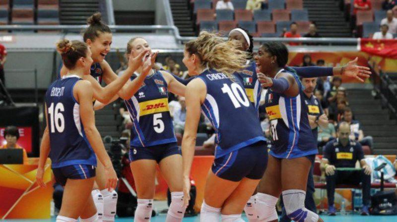 Calendario Volley.Europei Volley Femminile 2019 Il Calendario Della Competizione