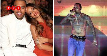 """Nuova grana per il rapper Chris Brown, l'ex di Rihanna """"ha colpito una donna"""""""