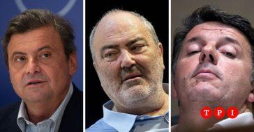 Calenda, Renzi e la vile tattica degli attacchi (personali) a Bettini