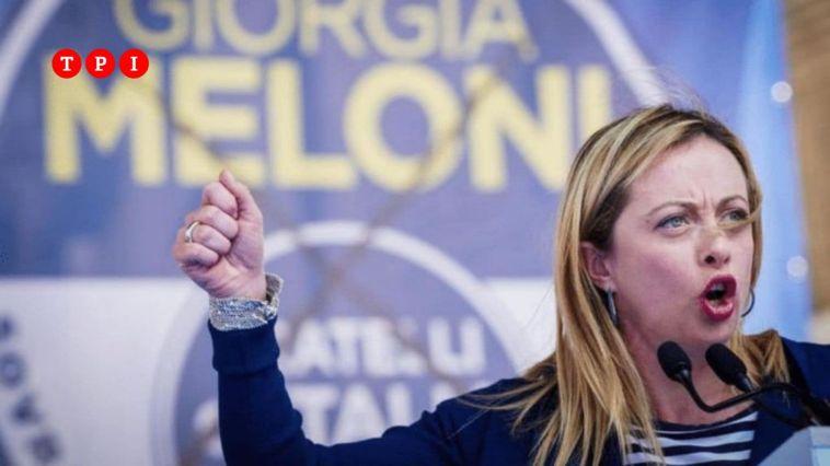 Giorgia Meloni si è vaccinata: prima dose allo Spallanzani di Roma