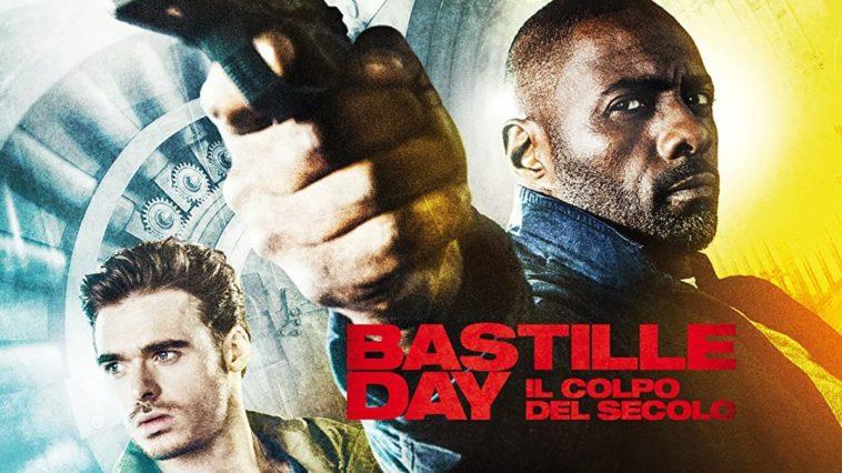 Bastille Day – Il colpo del secolo: trama, cast e streaming del film