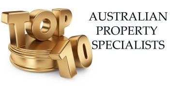 Who are Australia's top ten property specialists?