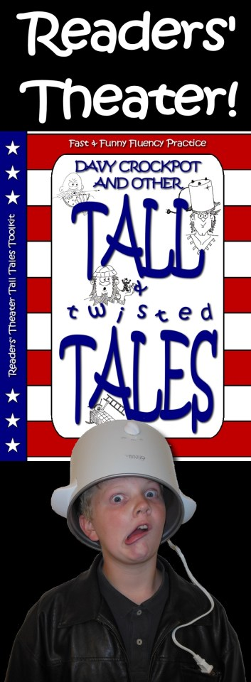 Readers Theater Tall Tales by T. P. Jagger