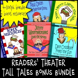 Readers' Theater Tall Tales