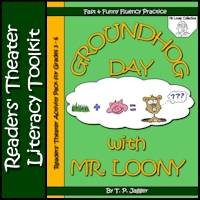 Groundhog Day Readers' Theater Script by T. P. Jagger