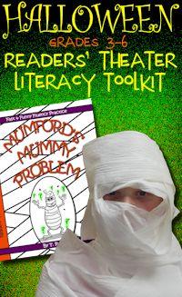 Halloween Readers' Theater Script