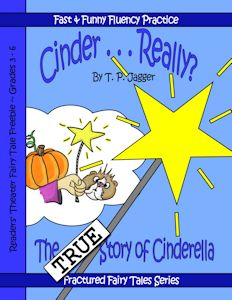 Cinderella Fractured Fairy Tale Readers' Theater