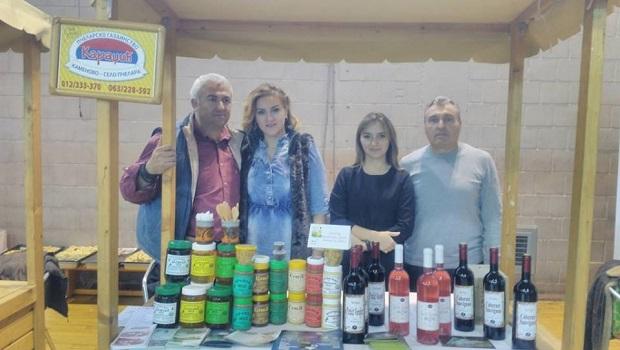 Photo of Petrovac na Mlavi na Međunarodnom festivalu vina i hrane u Somboru