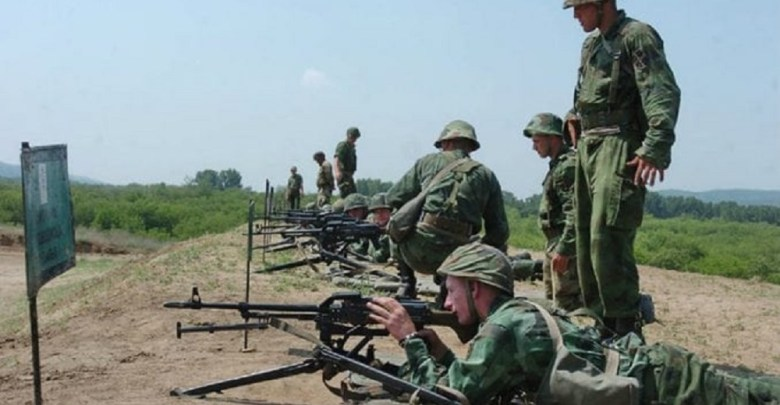 "Photo of UPOZORENJE ZA GRAĐANE: Vojne vežbe na ""Peskovima"""