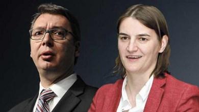 Photo of VUČIĆ ODLUČIO: Ana Brnabić mandatar nove Vlade (VIDEO)