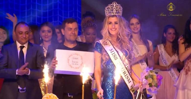 Photo of NAJLEPŠA TOPOLOVČANKA: Gazda Jezdina sestričina iz Australije nova je Miss Turizma sveta (VIDEO)