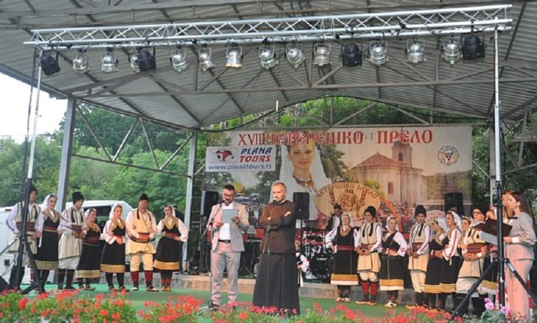"Photo of ODRŽANO 18 ""ČETEREŠKO PRELO"": Poštovanje svoje kulture i tradicije podneblja (FOTO)"