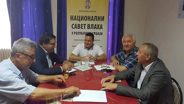 Photo of Održan sastanak ministra Ružića sa rukovodstvom Nacionalnog saveta Vlaha