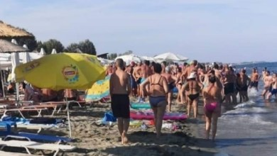 Photo of UKLETA PLAŽA: Srbin se utopio u Grčkoj na istoj plaži gde se pre 10 dana udavio i Stefan iz Pečanice