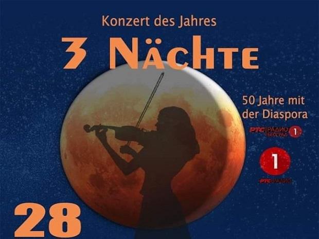 """Photo of 3 NOĆI: Orkestar """"Gvardija"""" iz Požarevca predstaviće se Bečkoj publici"""