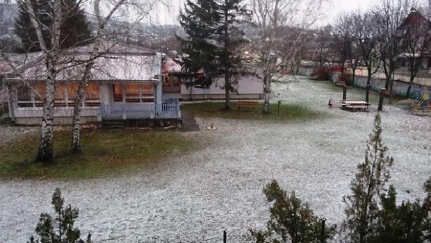 Photo of ZIMA STIGLA U BRANIČEVSKI OKRUG: Danas hladno sa kišom i snegom!